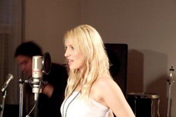 Soňa Kardošová sa v nedeľu 7. februára predstaví vo štvrťfinále Eurosongu.