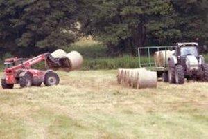 V Liptovskej Porúbke investor uvažuje v elektrárni využívať biomasu vo forme slamy.