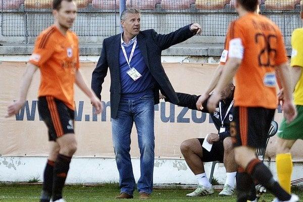 V 24. kole Corgoň ligy futbalisti MFK Ružomberok prehrali v Zlatých Moravciach 0:1.