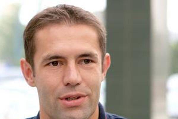 Ľubomír Reiter má so stropkovským futbalom smelé plány.