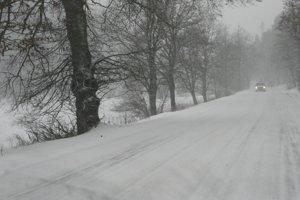 Cesta do Šuňavy.