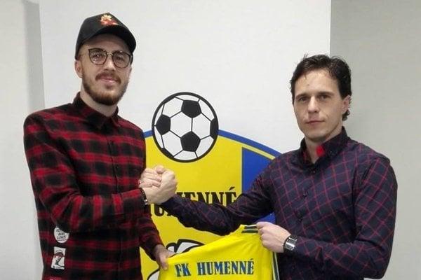 Róbert Dický a Vladimír Vasilenko.