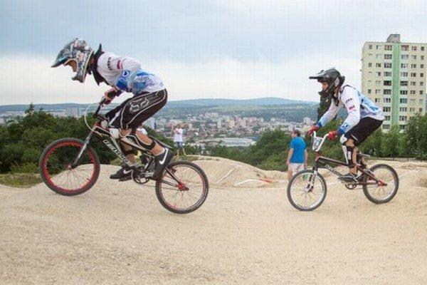 BMX team Liptov úspešne.