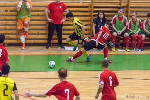 Everton Borges vyrovnával v posledných sekundách zápasu. (Ilustračné foto)
