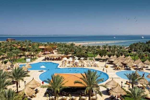 Siva Grand Beach 4*, Hurghada.