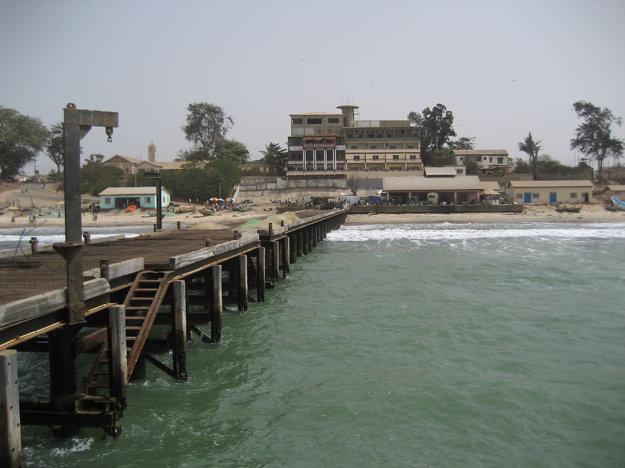 Hlavné mesto Gambie Banjul