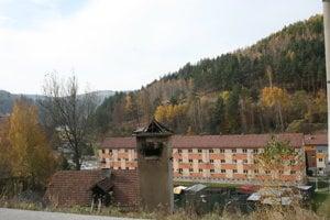 Rudňany - z obce sa rodina Pamely odsťahovala v roku 2013.