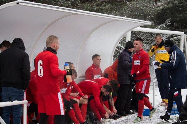 V prípravných zápasoch hrá ViOn tak dobre, až sa nechce veriť, že po jeseni je posledný vo Fortuna lige.