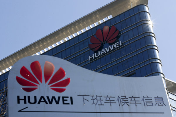 Huawei.