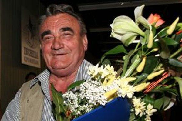 Pavol Petráš starší dostal k osemdesiatym narodeninám dve ceny.