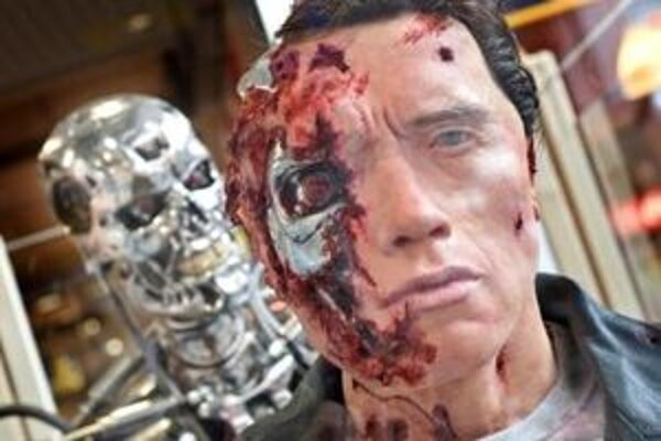 Na výstave je maska Jima Carreyho, v ktorej žiaril vo filme Maska, ale aj postavy Terminátora, Spidermana či Batmana a veľa ďalších rekvizít a artefaktov z hollywoodskych kasových trhákov.