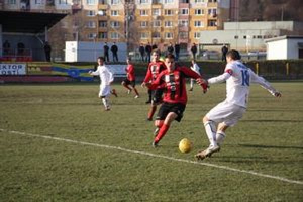 MFK Tatran musí zabojovať o záchranu v druhej lige.