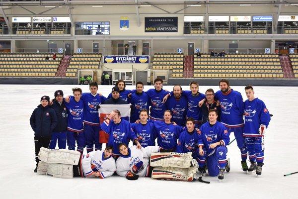 Slovenská reprezentácia v bandy hokeji.