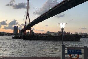 Most cez rieku Huangpu
