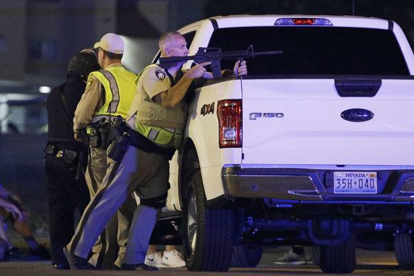 Streľba v Las Vegas.