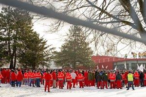 Štrajk v automobilke Audi Hungaria v Győri sa skončil.