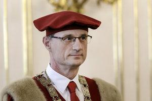 Kandidát na rektora Slovenskej technickej univerzity v Bratislave Miroslav Fikar.