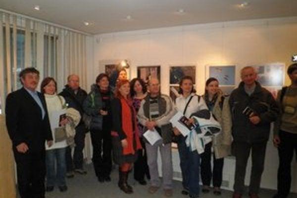 Výstava v galérii Ľ. Fullu v Ružomberku je sprístupnená do 26. marca od 9. do 16.30 h. denne okrem pondelka.