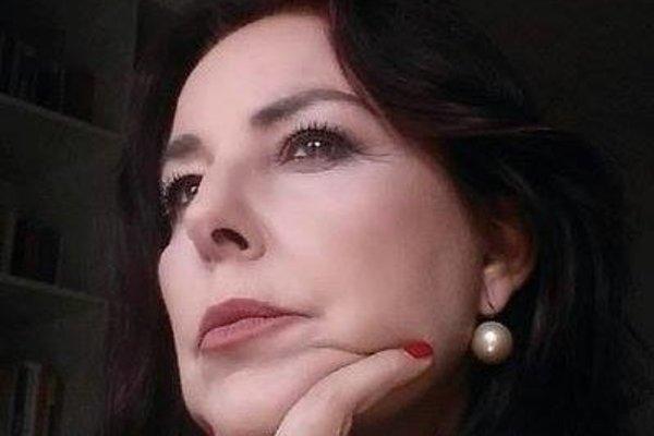 Talianska investigatívna novinárka Maria Grazia Mazzola. V svojej reportáži o investigatívnom novinárovi Jánovi Kuciakovi priniesla fotografie z jeho špehovania.