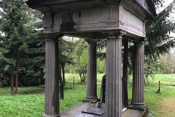 Hrobka Jozefa Heumanna.