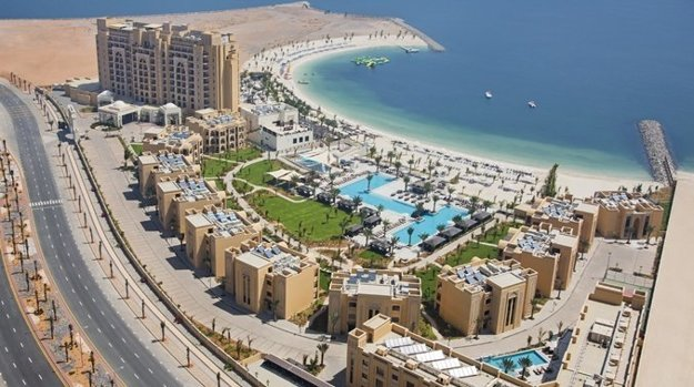 Hotel Doubletree by Hilton Resort & Spa Marjan Island 5*