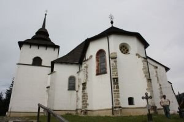Po dôkladnej obhliadke kostola zistili, že jeho stav je kritický.