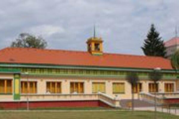 Škôlka sa po rekonštrukcii zmenila na kultúrne zariadenie