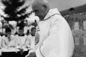 Osobitnou kapitolou terchovského pôsobenia pátra Šaba sú Cyrilometodské dni, ktoré sa prvýkrát konali v roku 1990.