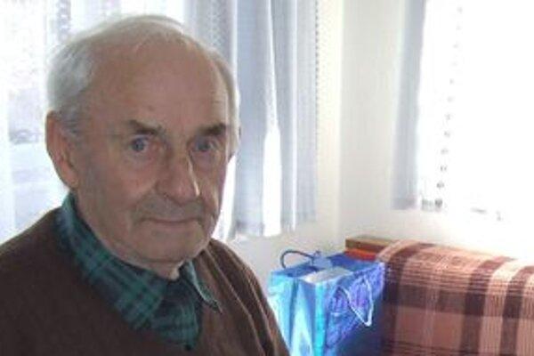 Peter Agnet nemal ľahký život, ale bolo mu dopriate dožiť sa deväťdesiatich narodenín.