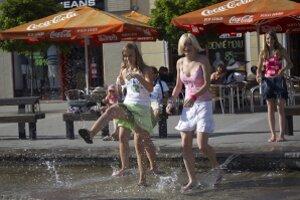 V Liptovskom Mikuláši bude počas augusta znieť hudba z mestského rozhlasu na pešej zóne.