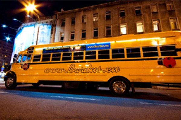 Party bus je americký školský autobus navrhnutý tak, aby sa v ňom mohli organizovať party.