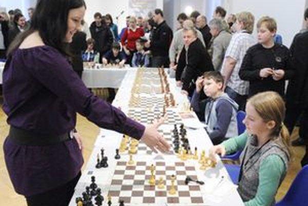 Začínajúci šachisti sa stretli na turnaji v Liptovskom Mikuláši.