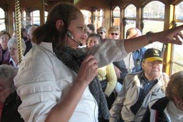 Sprievodcovia v Liptovskom Mikuláši pozvali záujemcov na prehliadku vo štvrtok 24. februára.