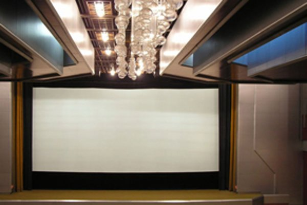 Na technologickú modernizáciu kina vyčlenilo mesto 50-tisíc eur.