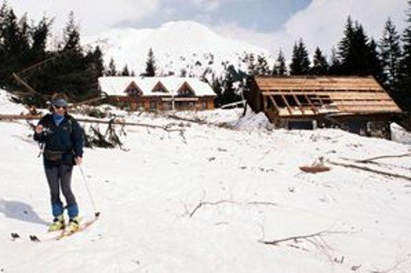 Merania potvrdili, že lavína v Žiarskej doline, ktorá poškodila aj Žiarsku chatu, bola najväčšia, aká doteraz na Slovensku spadla.