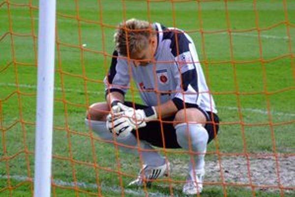 Ľuboš Hajdúch opúšťa mužstvo, s ktorým sa v roku 2006 radoval zo zisku slovenského titulu.