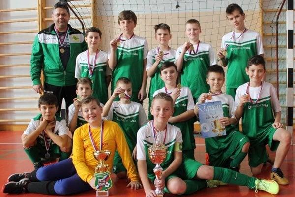 Víťazom 18. ročníka sa stali žiaci Novote.