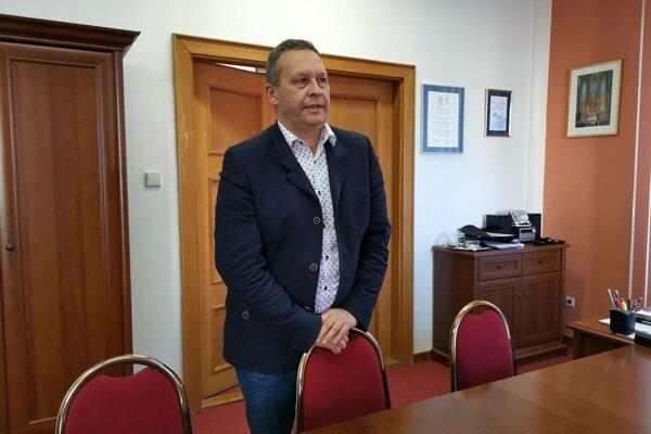 Levočský primátor Miroslav Vilkovský hostil zástupcov spišských miest.