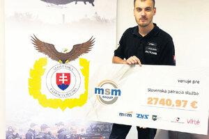 Dobrovoľná organizácia - Slovenská pátracia služba