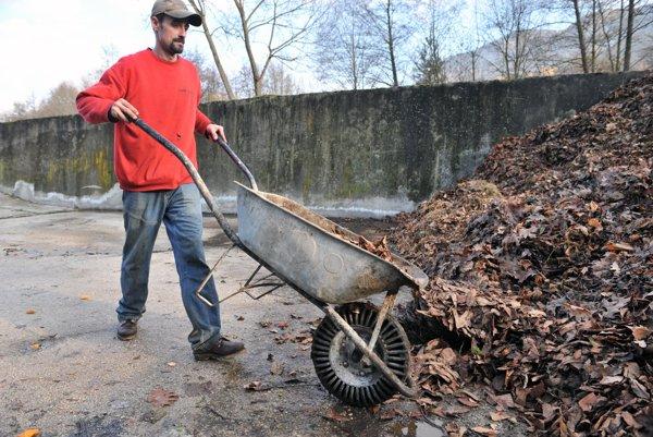 Biologicky rozložiteľný odpad v Humennom využívajú na vykurovanie skleníkov.