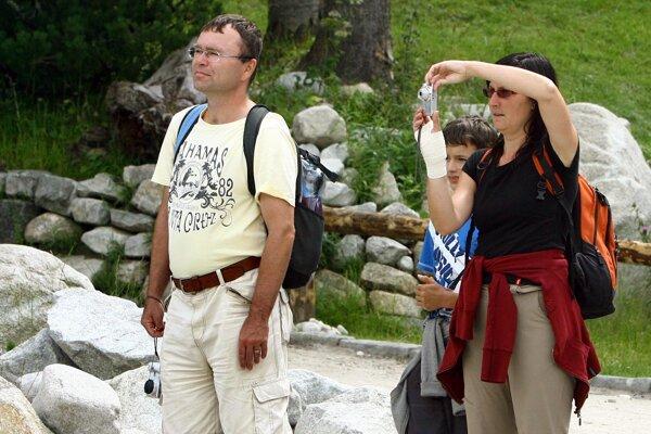 Na hornej Nitre turistom radi poradia v informačných kanceláriách.
