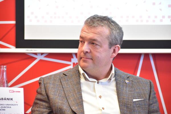 Predseda TSK Jaroslav Baška