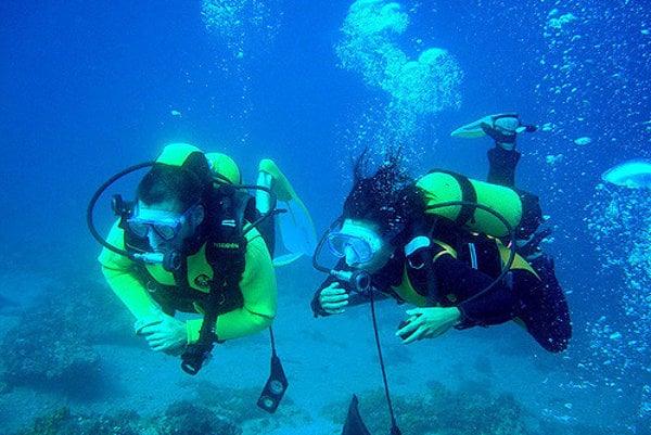 Jadranské more v Chorvátsku ponúka množstvo vynikajúcich miest na potápanie.