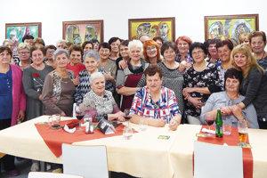 Účastníci piešťanského pobytu z Tvrdošínskeho okresu.