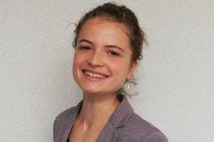 Levičanka Patrícia Bátovská študuje na univerzite vo Francúzsku.