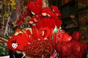 Najžiadanejším darčekom na sviatok sv. Valentína sú jednoznačne srdiečka.