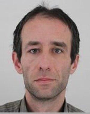 Hľadaný 41-ročný Milan Gunár z Drženíc.