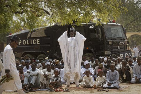 Bezpečnstná situácia v Nigérii sa zhoršuje s blížiacimi sa voľbami.