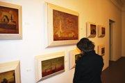 Nová expozícia diel M. A. Bazovského rozdelila priaznivcov umenia.