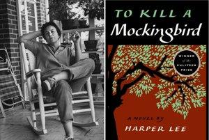 Autorka Harper Leeová v roku 1961, krátko po úspechu Nezabíjajte vtáčika (To Kill a Mockingbird).